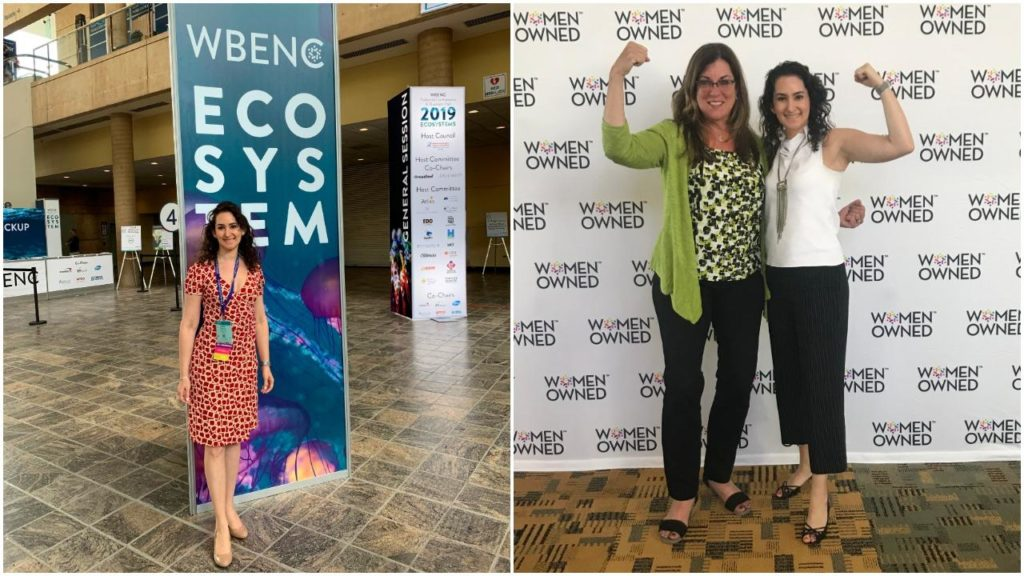 Michele Katz, Advitam IP, Meets with Fellow Women Business Owners