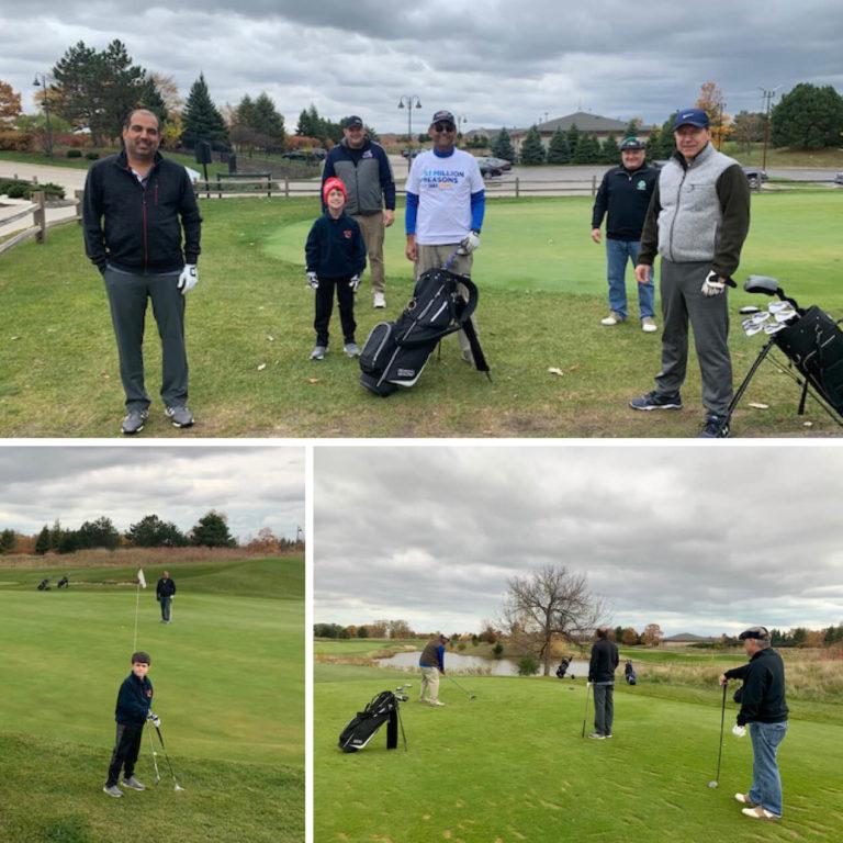 Team Rohan's Crohn's & Colitis Foundation golf outing fundraiser