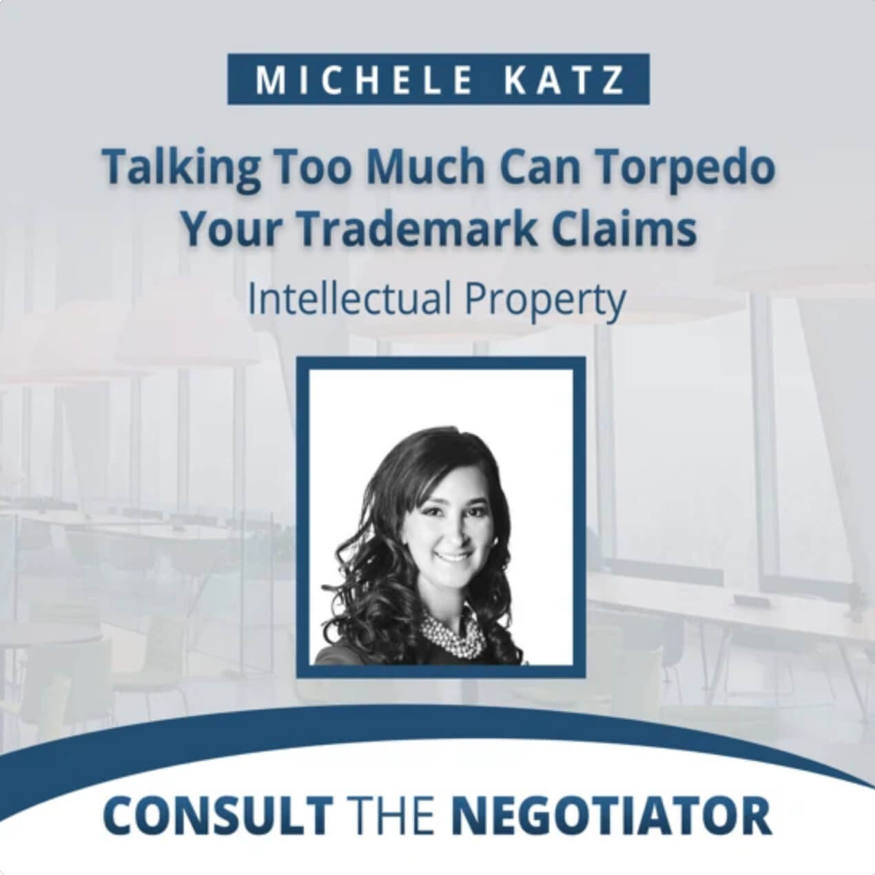 Consult The Negotiator Podcast
